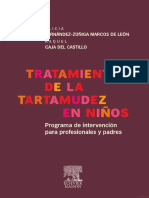 Libro Tartamudez