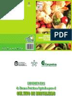 Agrícolas Para El Cultivo de Hortalizas