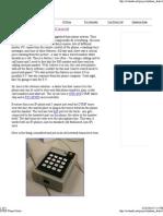 DTMF Phone Dialer