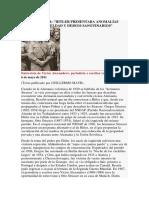 Hitler Presentaba Anomalias Sexuales, Crueldad y Deseos Sanguinarios, Por Otto Straser