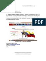 Carta Modelo Exposicion Problema Siceu