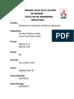 Grupo # 6 Informe Metodo SLP y CRAFT