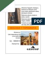 Publicación TOPOGRAFIA
