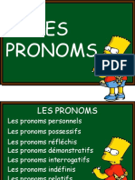 Les Pronoms - Copia (2)