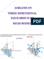 10P Equilibrium of Rigid Body3D SS