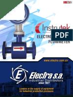 Catalogo Electromagnetic Flowmeter