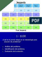 Jeopardy Informática 2.1