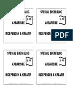 contoh label produk.doc