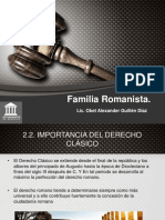 La Familia Romanista
