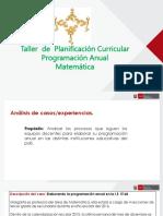 El Proyecto Pedagogico Nivel cusco