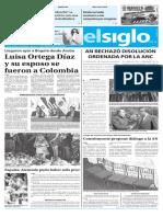 Edicion Impresa El Siglo 19-08-2017