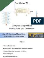 Cap 29 - Campos Magneticos Produzidos por Correntes.pdf