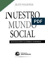 Adolfo Figueroa-Nuestro Mundo Social-Fondo Editorial de La Pontificia Universidad Catolica Del Perú (2008)