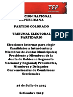 Anr Informe Final Municipales 2015