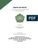 Faraidh Dan Wasiyat