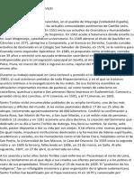 Santos Peruanos 1