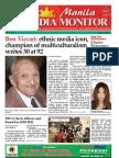 Manila Media Monitor -- MAY 2010