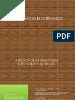 Presentacion 1 Investigacion 3 Comercio Electronico