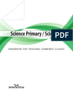 ScienceP Science1 Handbook