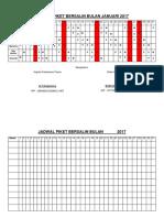 Jadwal Piket Bersalin Bulan Januari 2017