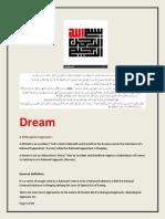 Dreams And Ali Mirza.docx