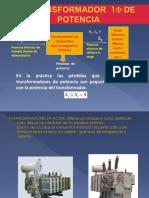 Transformador MonofáSico de Potencia1111- ML202