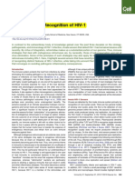 Reconocimiento inmune innato del VIH-1