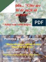 Politete - Bunele maniere2
