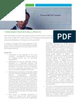 RSM Newsletter Finance Bill 2017.05