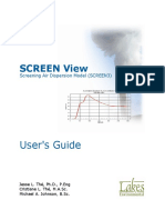 Lakes Screen View User Guide
