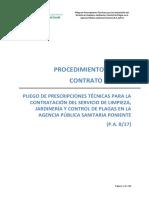 PPT Limpieza Jardinería y Control Plagas  PA 8_17 _ rev 5