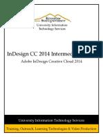 Indesign Cc 2014 Intermediate Skills Auzj12