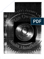 Quality Audit Handbook 2ed