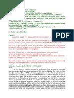 Legal Ethics Digest Canon 14-22