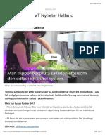Salladsodling i containrar   SVT Nyheter