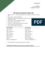 vojnicki osnovni zadaci