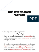 Modification of Impedence Matrix.pptx