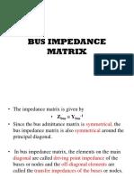 Modification of Impedence Matrix.pptx