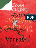 061128d440 Conn Iggulden - Vérvonal (a Rózsák Háborúja 3.)