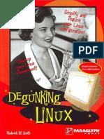 Degunking Linux