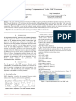 Performance Boosting Components of Vedic DSP Processor