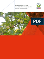 Estudio de La Fruticultura Chilena 2030