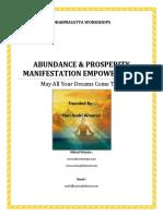 ABUNDANCE&PROSPERITY MANIFESTATION EMPOWERMENT.pdf