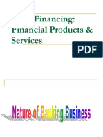Financial Products & Services