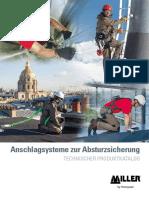 Miller - Söll Steigschutz u. Horizontale Systeme_DEc