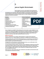 Keynote TED Talk Workplace English Worksheets_Teacher's Notes (27)