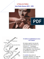 Fisica Do Violino