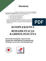 standardy rehabilitacji kardiologicznej