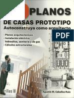 LIBRO 30 Planos Para Casas Prototipo