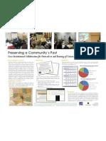 Preserving a Community's Past